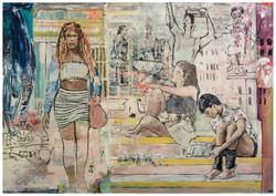 Artwork by Lambert Oostrum | Swing Battle