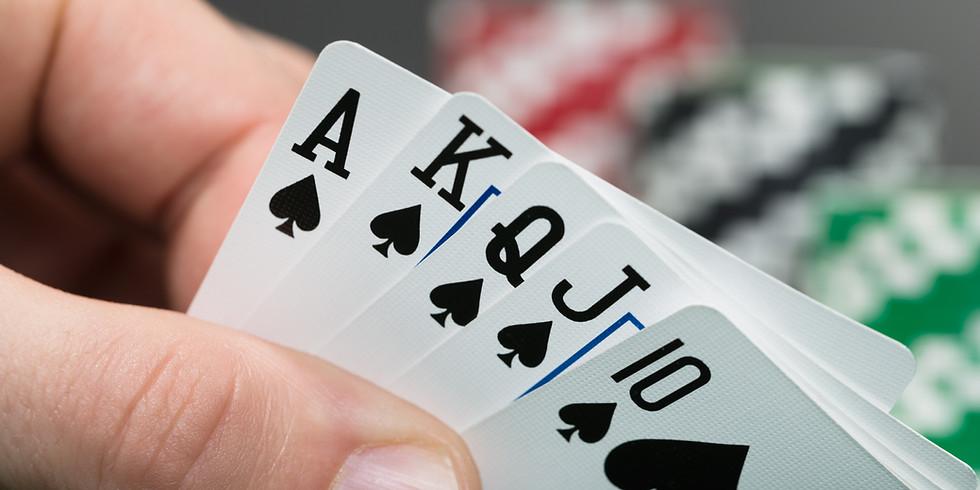 Après-midi jeux de cartes, etc