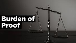 Burden of Proof in case of General Defense Under Indian Penal Code-1860