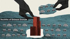Doctrine of Eminent Domain