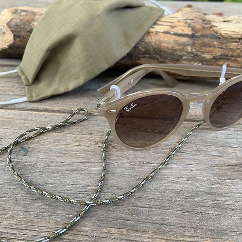 Brillen- und Maskenkette