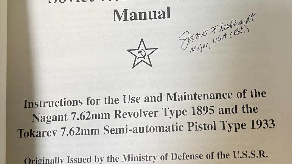 Soviet 7.62 mm Handgun Manual