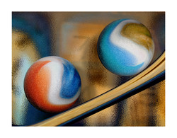 Marbles Abstract