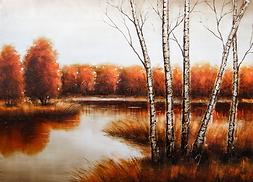 Landscape Oil Paintings At Price Maples Sr. Art & Framing Custom Frame Shop And Art Gallery In Lexington, Ky