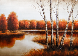 Landscape Oil Paintings At Price Maples Sr. Art & Framing Custom Frame Shop And Art Gallery In Lexington, Ky