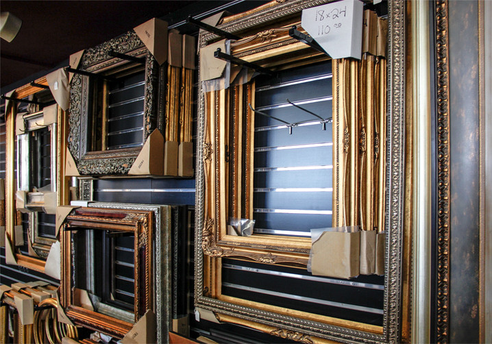 Ready Made Picture Frames At Price Maples Sr. Art & Framing Custom Frame Shop And Art Gallery In Lexington, Ky