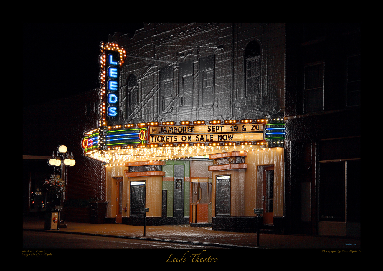 Leeds Theatre In Winchester, KY
