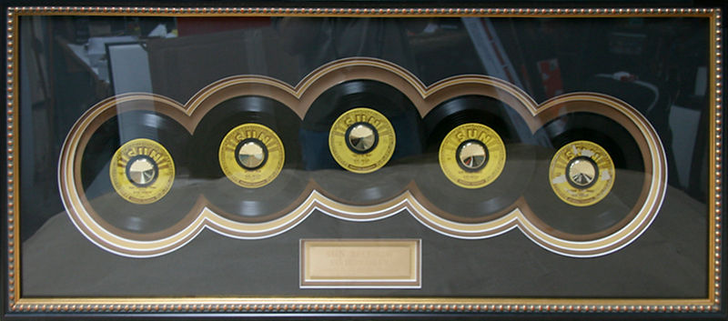 Multiple Hole Tripple Matted Shadow Box At Price Maples Sr. Art & Framing Custom Frame Shop And Art Gallery In Lexington, Ky