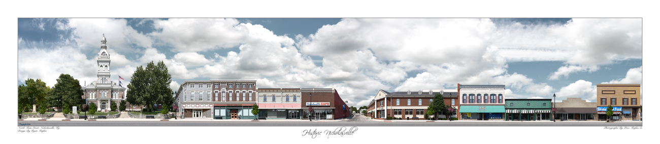 Historic Downtown Nicholasville, KY