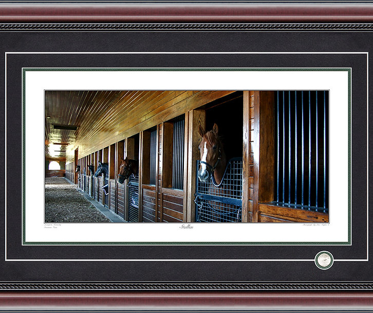 Panoramic Photographs By Price Maples Sr. At Price Maples Sr. Art & Framing Custom Frame Shop And Art Gallery In Lexington, Ky