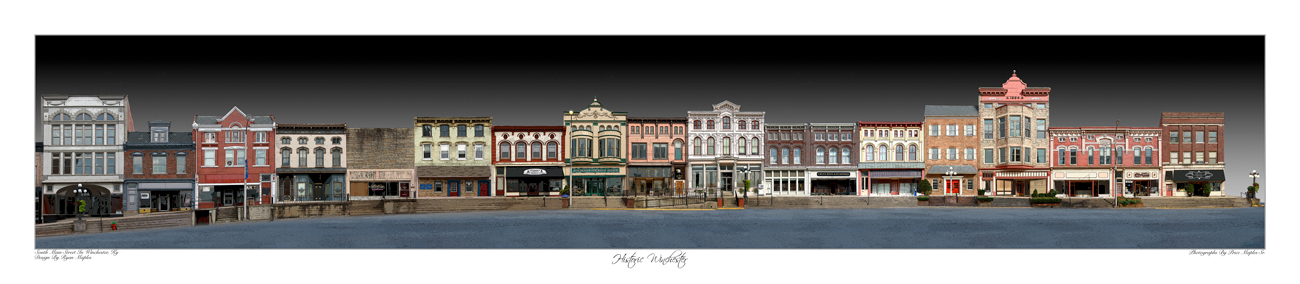 Historic Downtown Winchester, KY