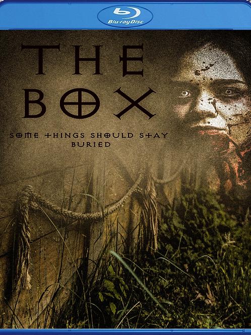 The Box Blu-Ray Disc