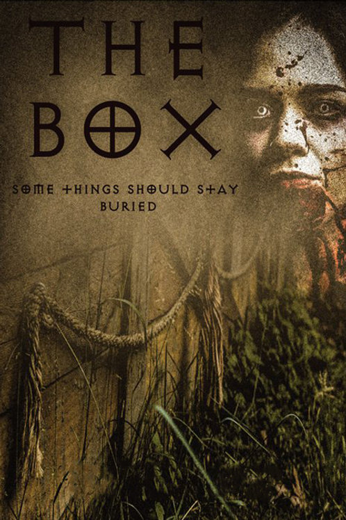 """The Box 11"""" x 17"""" Poster"""