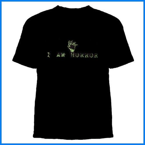 """I Am Horror"" T Shirt"