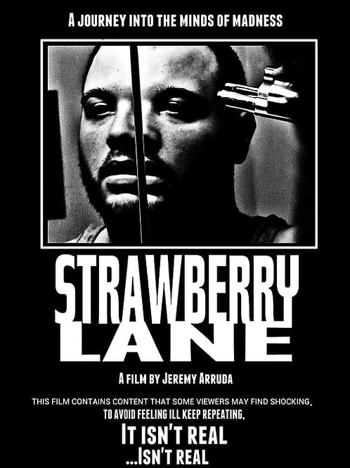 "Strawberry Lane 11"" x 17"" Poster"