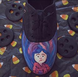 Coraline Shoes
