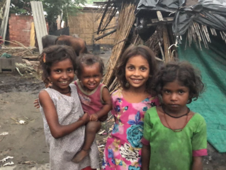 How You Can Help: Young Girls in the Slum Communities