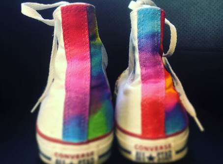 PRIDE Shoes: The Meaning Behind The Design