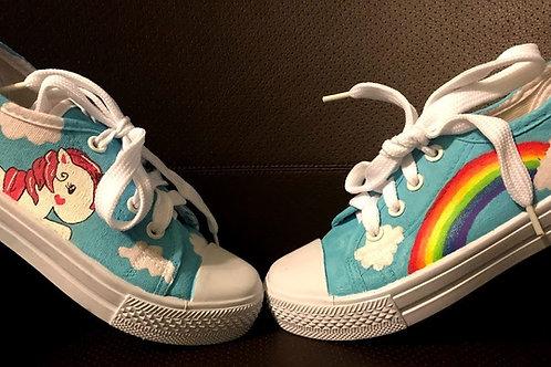 Unicorns and Rainbows Shoes