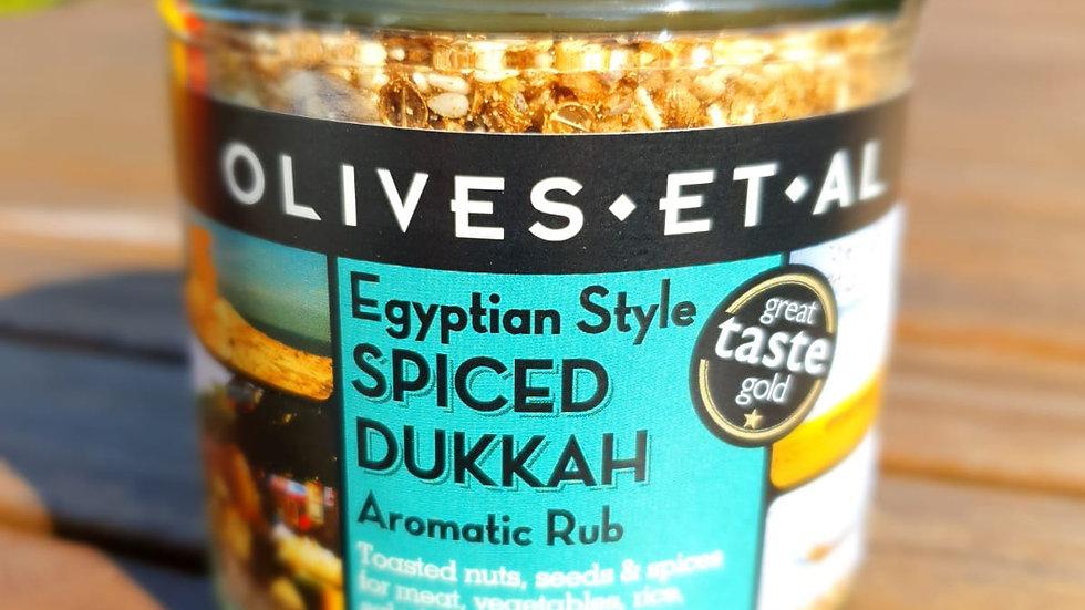 Egyptian Style Spiced Dukkah