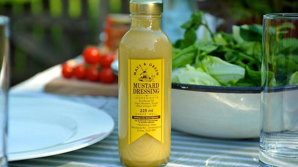 Mays & Green Mustard Dressing 440ml