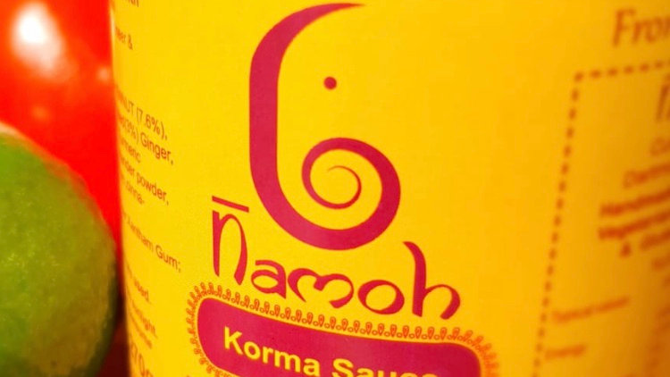 Namoh Korma Sauce