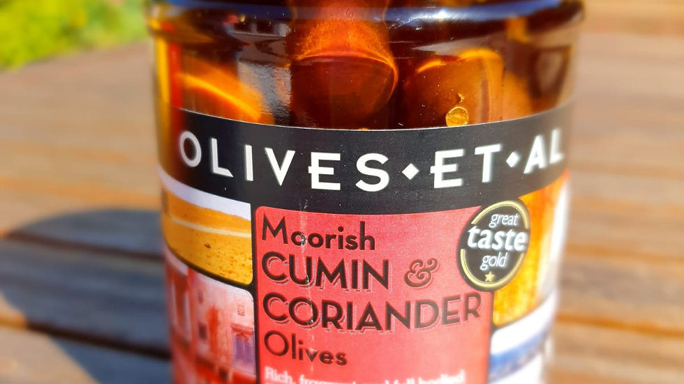 Moorish Olives