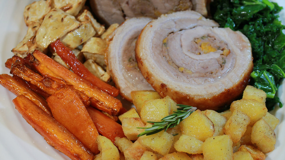 Roast Porchetta Bundle