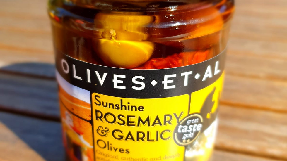 Sunshine Olives
