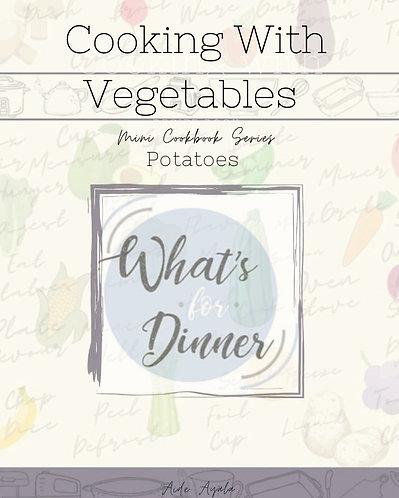 Mini Series Potato Recipe Book