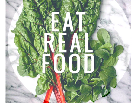 Eating clean will ALWAYS make you feel better!