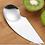 Thumbnail: Stainless steal kiwi easy peeler cuter knife