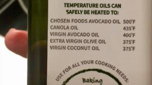 avocado oil smoke point