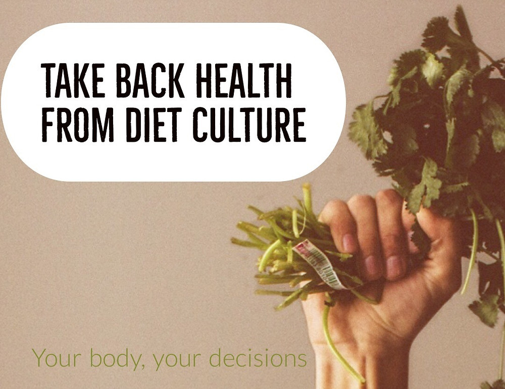 take back health from diet culture