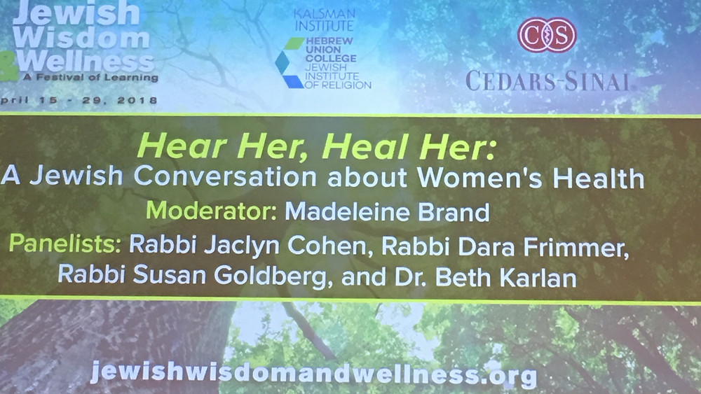 Heal Her, Hear Her Conference