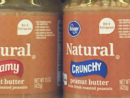 Natural foods: What does the label really mean?