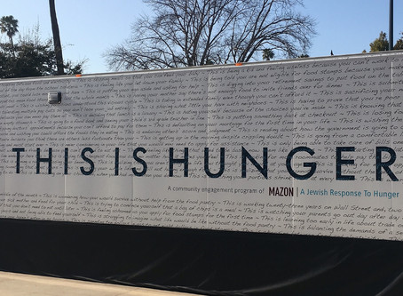 Why do we have hunger in the U.S.?
