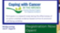 Nutrition workshop for cancer survivors