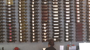 Herzog Winery Tapas Bar