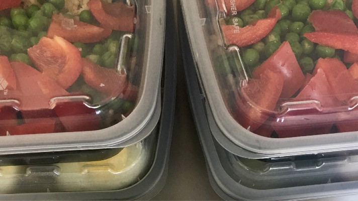 Prepared meals for cancer care