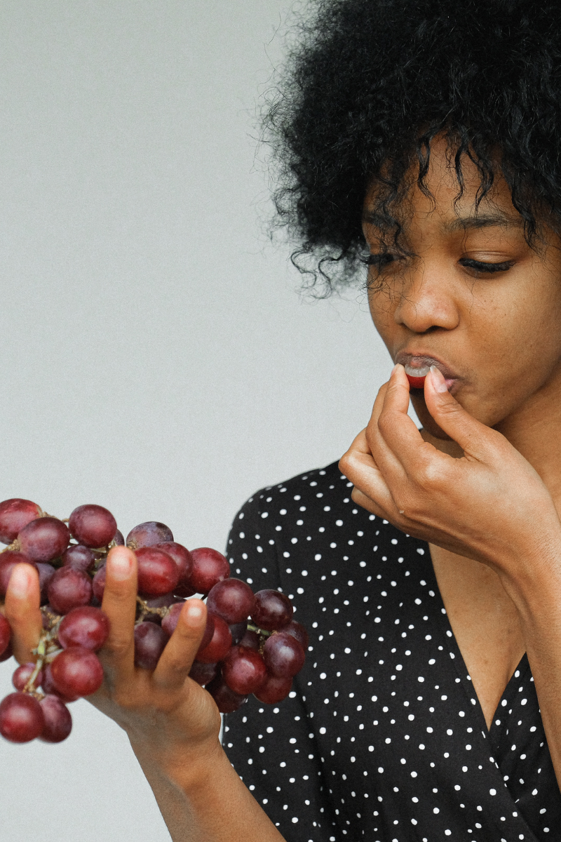 intuitive eating also includes nutritious foods