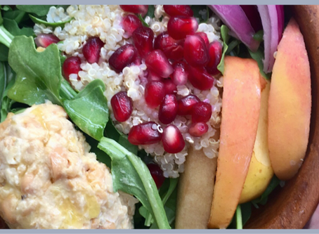 Ask the breast cancer dietitian: What can I eat?