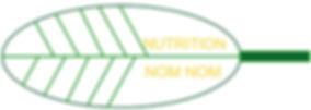 Nutrition Nom Nom logo
