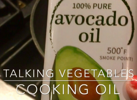 Which cooking oil has the highest smoke point?