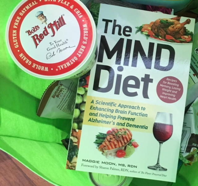 The Mind Diet by Maggie Moon