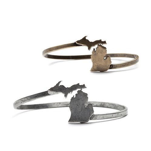 Michigan Wrap Bracelet