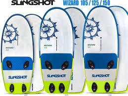 Slingshot Wizard 125 Board | glsurf