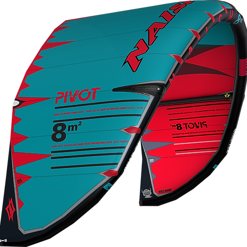 Naish 2019 Pivot 9m W/Tourque Bar ( used 2x )