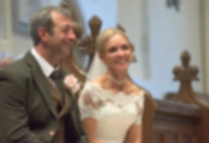 Happy Wedding Couple
