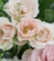 Brides fab flowers
